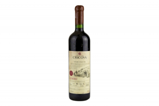 Codru 1993, red dry collection wine