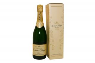 Шампанское Cricova Grand Vintage 2009, белое брют