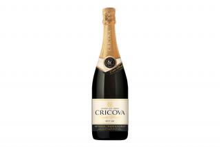 Шампанское Cricova Cuvee Prestige, брют белое классическое