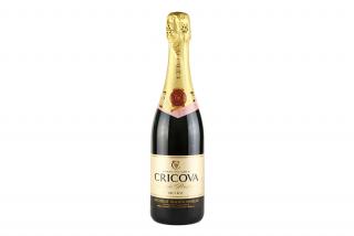 Шампанское Cricova Cuvee Prestige, розовое классическое