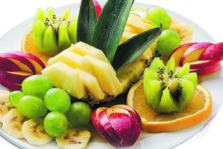 Assorti de fructe