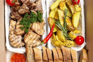 Dinner meat smart Box