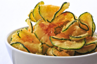 Courgettes – Chips