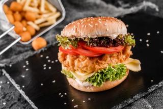 Burger kid's