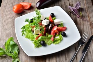 "Salad ""Vinnetto"""