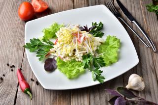 "Salad ""Metropolitan"""