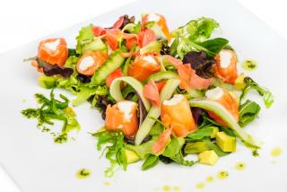 Salad Philadelphia