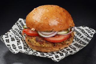 Falafel бургер