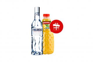 Finlandia + Сок