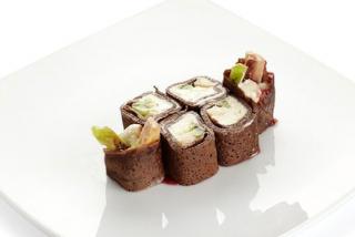 Morimoto  chocolate mousse