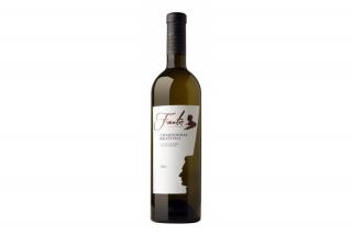 Chardonnay-Rkatiteli, белое сухое