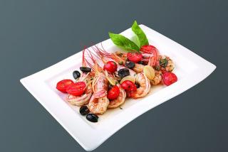 Gamberoni alla siciliana