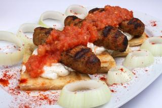 Giaourtoulou kebab
