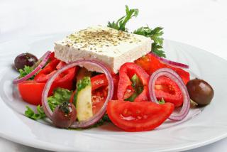 """Греческий"" салат"