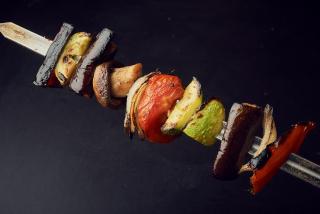 VEGA GRILL овощи на гриле