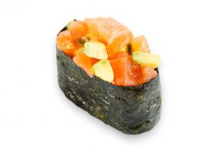 Gunkan Sake Avo