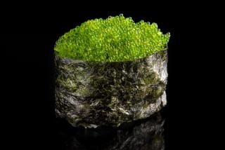 Gunkan Green Tobiko