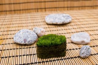 Gunkan Tobiko wasabi