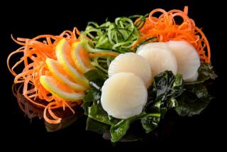 Hotate Sashimi