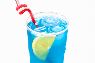 Ice Tea Blue