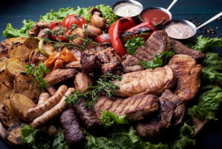 Grilled Meat Assorti