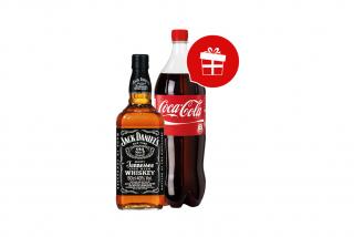 Jack Daniel's + Coca Cola