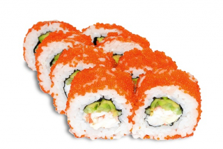 California Ebi-maki ( 8 pcs.)