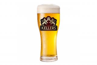 Kellers Lager Hell (blonda filtrata)