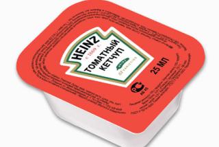 Sauce tomato ketchup