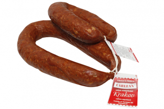 "Sausages: ""Cracow"" (high quality)"