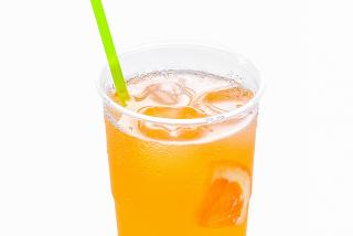 Lemonade with oranges and lemons
