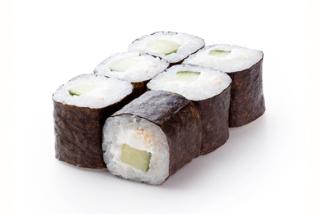 Roll creamy cucumber mini