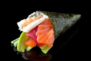 Mixt Hand Roll