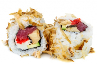 Morimoto roll