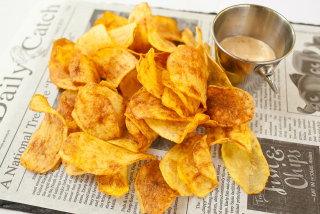 Potatoes chips