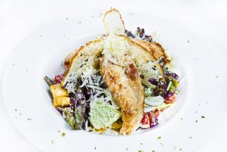 Salata «Cezar» cu piept de pui