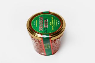 Salmon caviar Russcaia Ikra