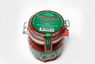 Икра лососевая Русская Икра