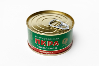 Red caviar artificial Russian Miracle