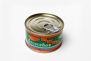 Salmon caviar Sakhalin