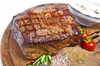 Steak Sherlock Holmes