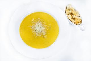 Supa-crema de pui
