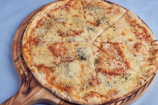 "Pizza ""Four cheese"""