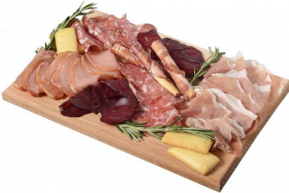 Meat plate