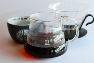 Pour Over Coffee V60