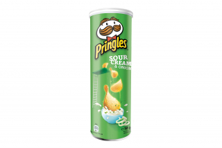 Pringles Tortilla Sour Cream & Onion