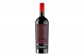 Fiori Feteasca Neagra&Shiraz, красное сухое вино