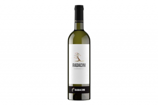 Basic Chardonnay, dry white wine