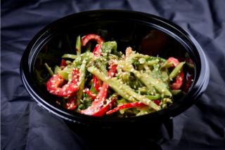 Salată rustică fatush