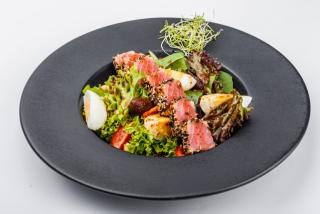 """Niçoise"" with Tuna"